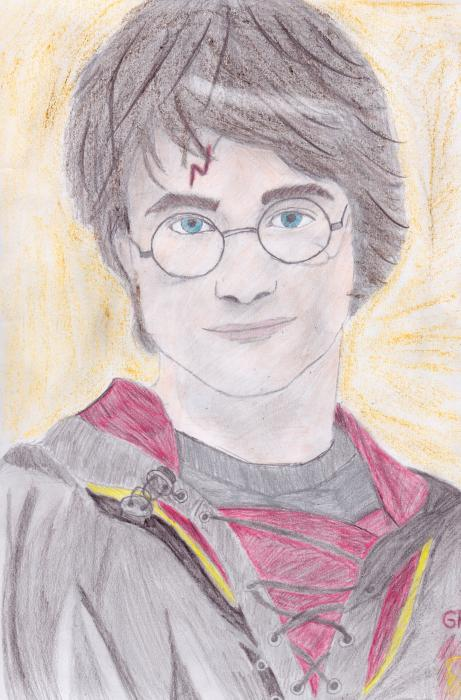 Daniel Radcliffe by MJsPerlinchen